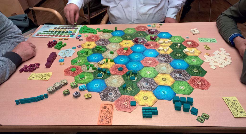 504 gameplay