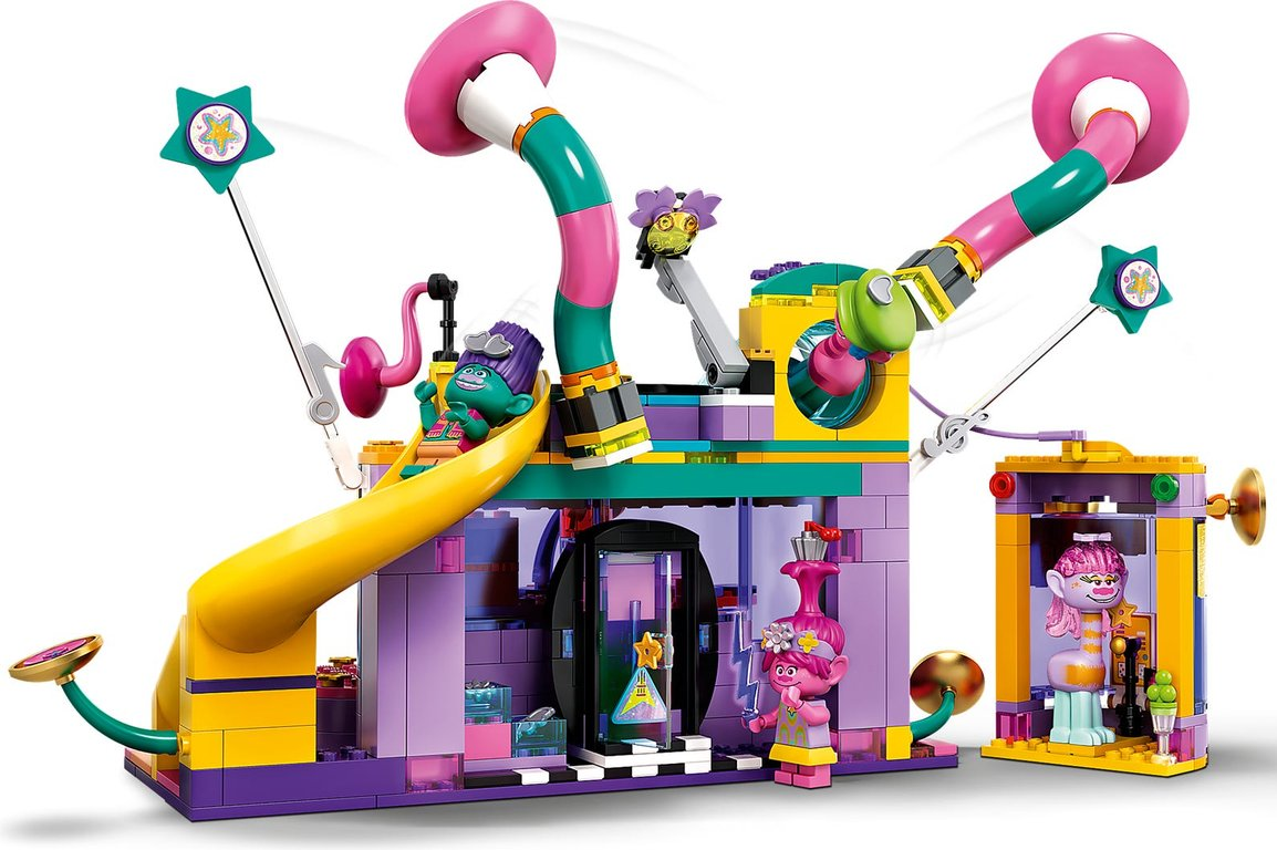 LEGO® Trolls Vibe City Concert back side