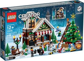 LEGO® Creator Expert Winter Toy Shop