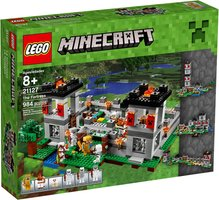 LEGO® Minecraft The Fortress