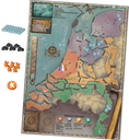 Pandemic: Rising Tide components