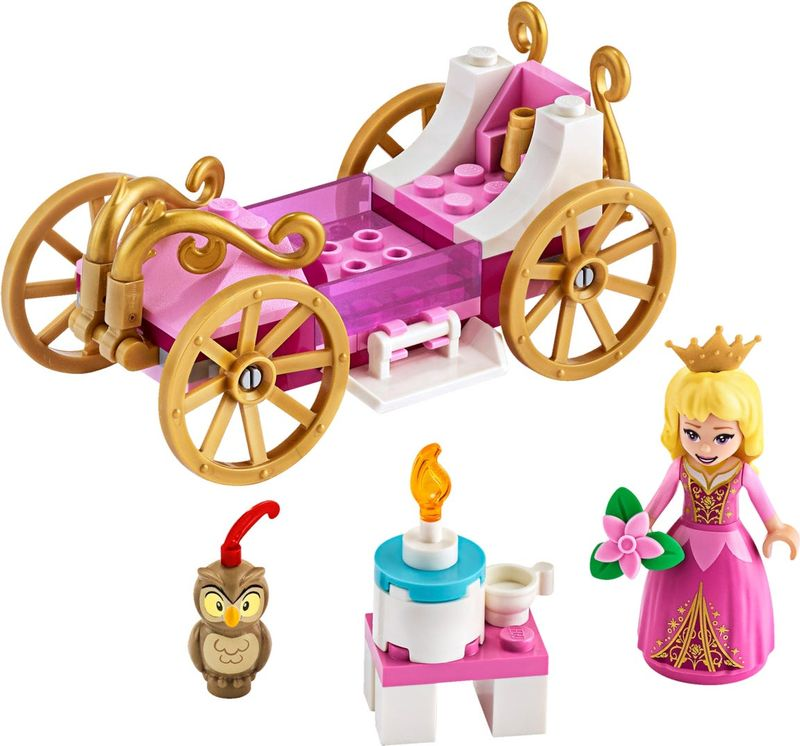 Aurora's Royal Carriage components