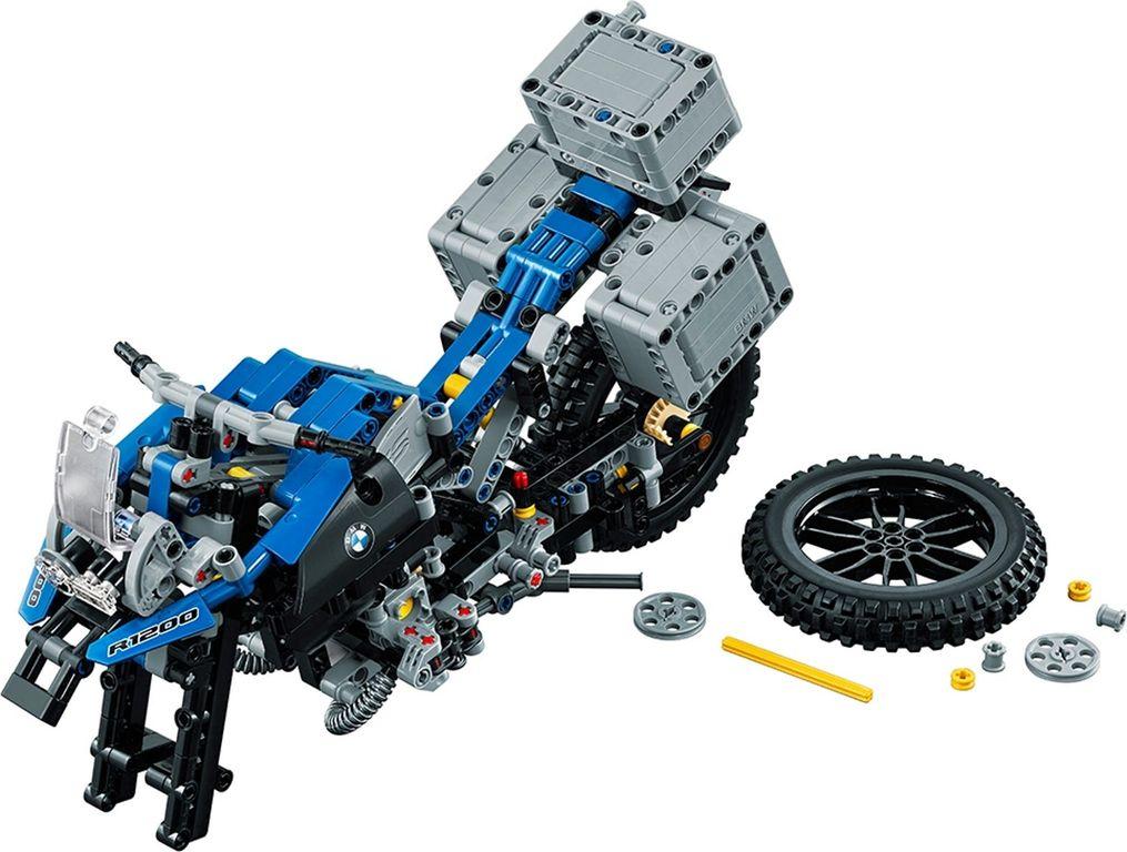 BMW R 1200 GS Adventure components