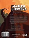 Harlem Unbound (2nd Edition) back of the box