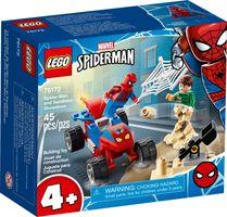 LEGO® Marvel Spider-Man and Sandman Showdown