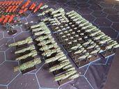 Red Alert: Space Fleet Warfare miniatures