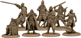 A Song of Ice & Fire: Tabletop Miniatures Game – Neutral Heroes II miniatures