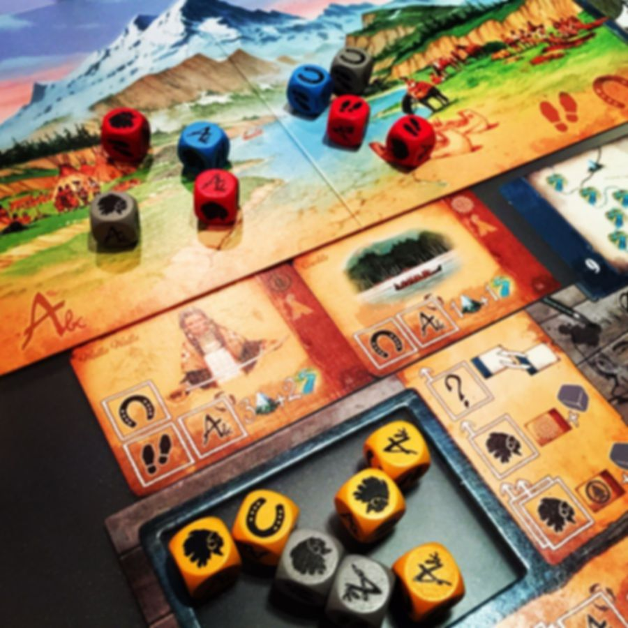 Discoveries: The Journals of Lewis and Clark gameplay