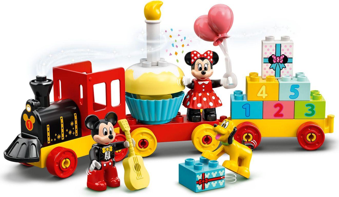 LEGO® DUPLO® Mickey & Minnie Birthday Train gameplay