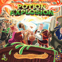 Potion Explosion: The Fifth Ingedient