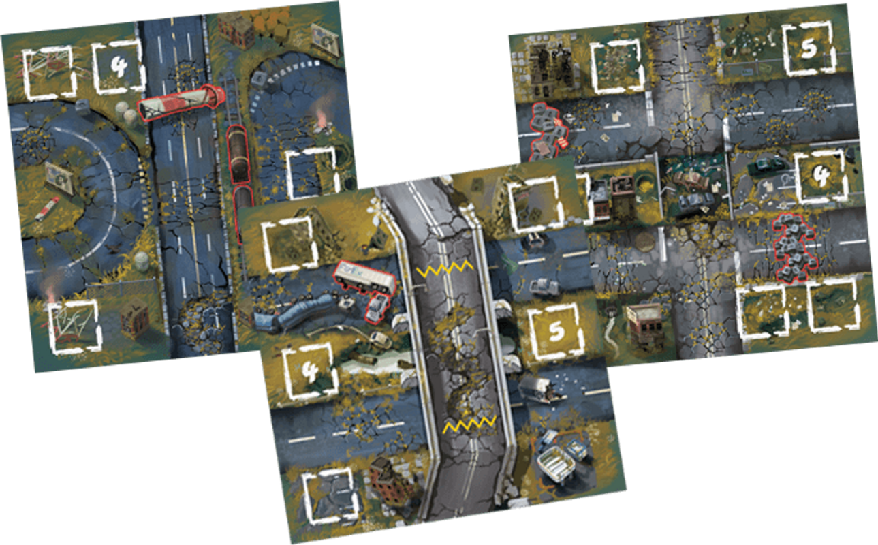 Raid & Trade tiles