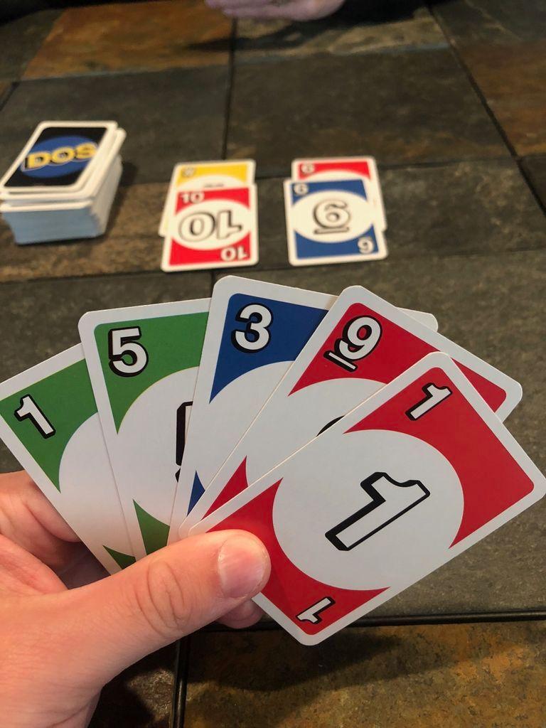 DOS cards