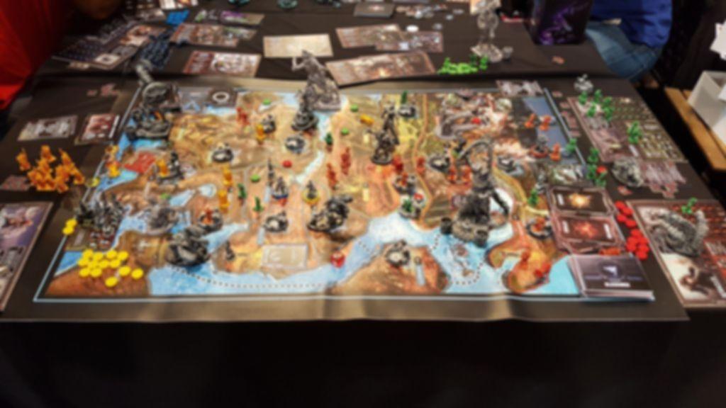 Lords of Hellas gameplay