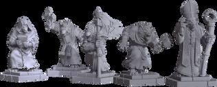 Armata Strigoi miniatures