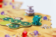 Ishtar: Gardens of Babylon components