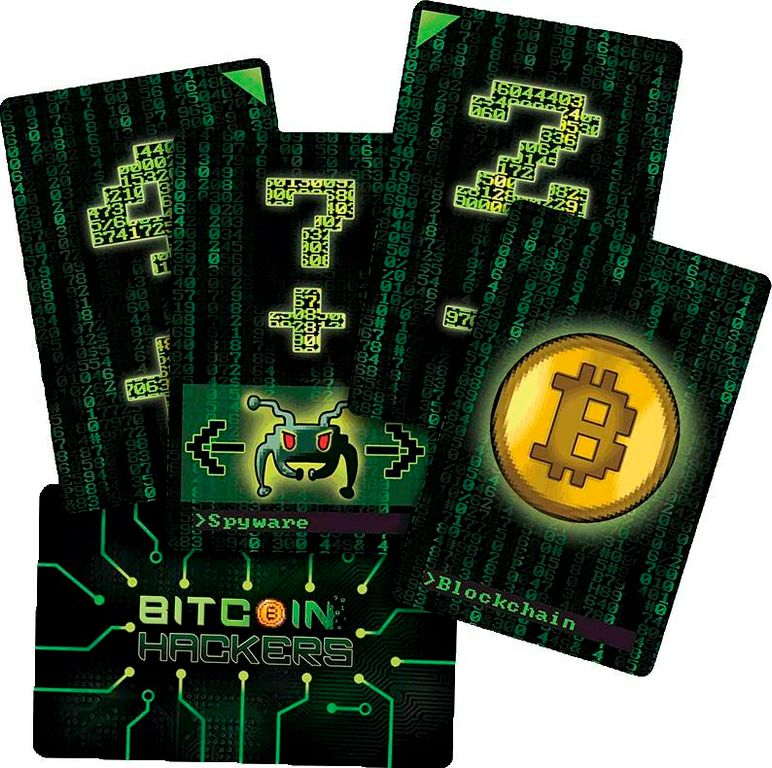 Bitcoin Hackers cards