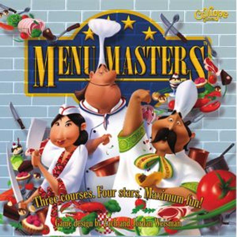 Menu+Masters