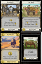 Dominion: Menagerie cards