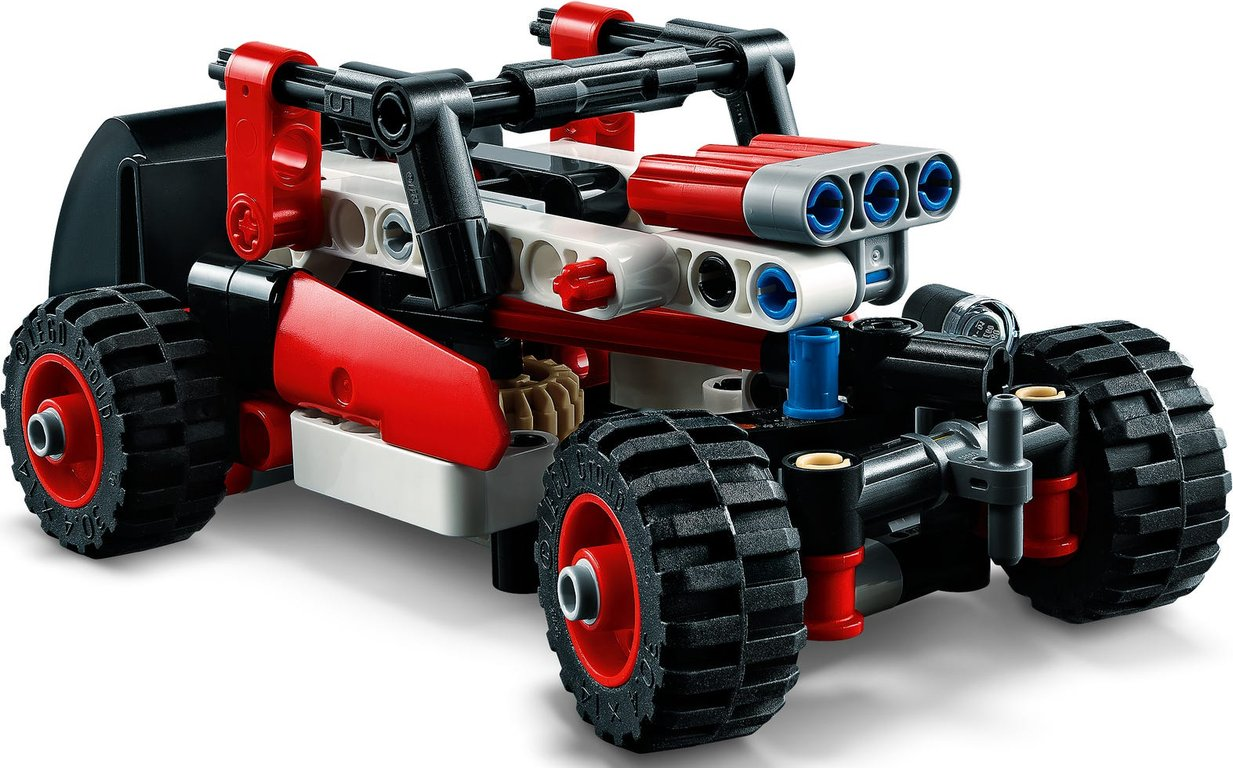 LEGO® Technic Skid Steer Loader alternative