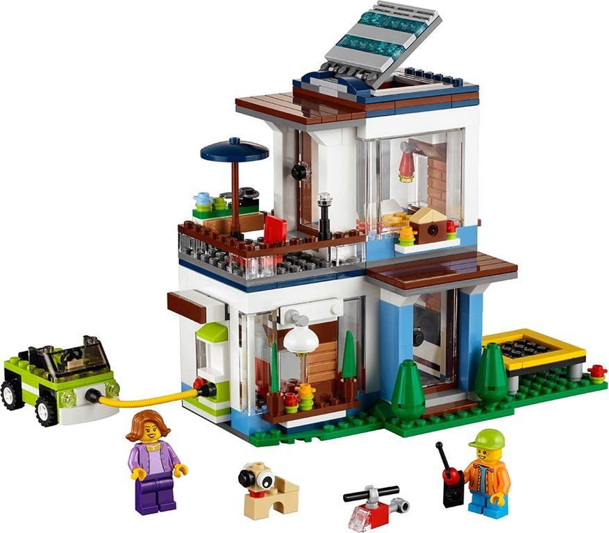Modular Modern Home components