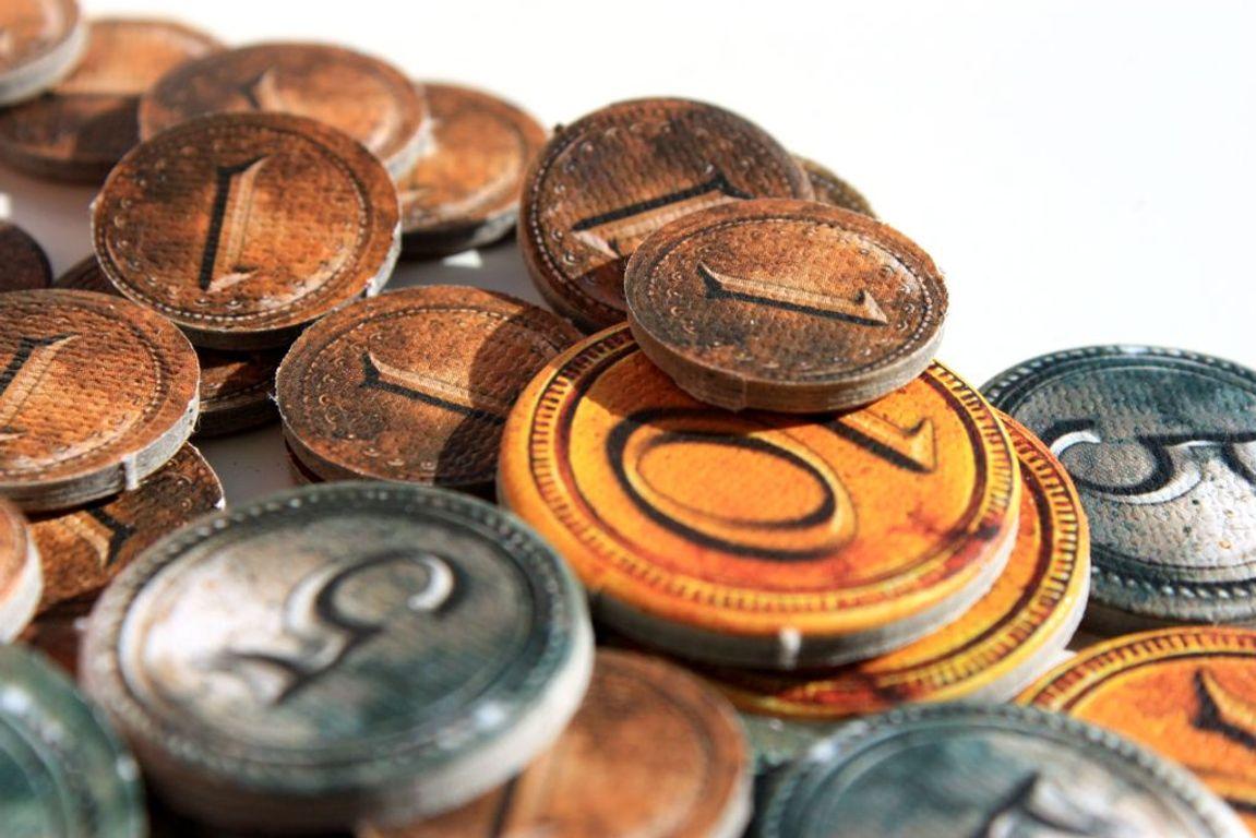 Mascarade coins