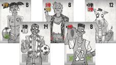 Dead Man's Cabal cards