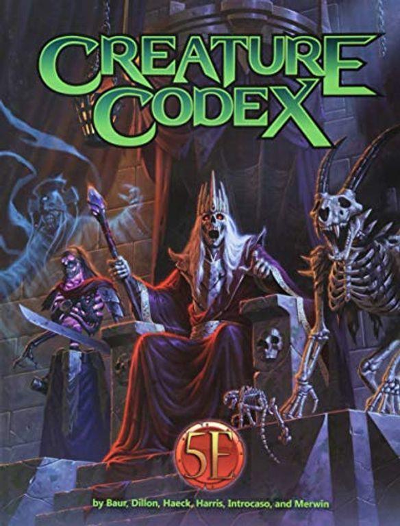 Creature+Codex