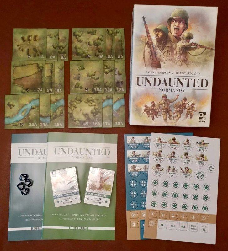 Undaunted: Normandy partes