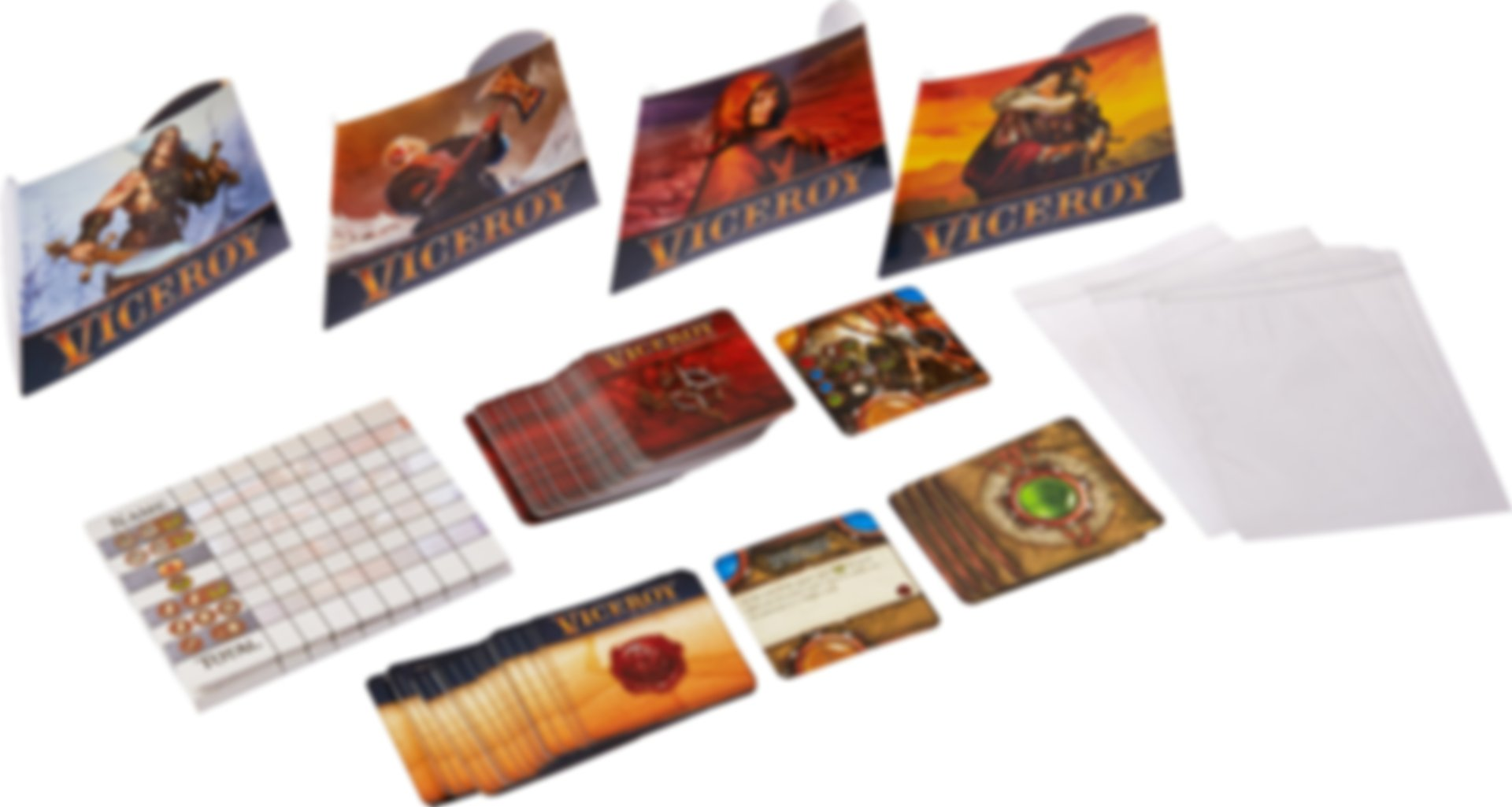 Viceroy components