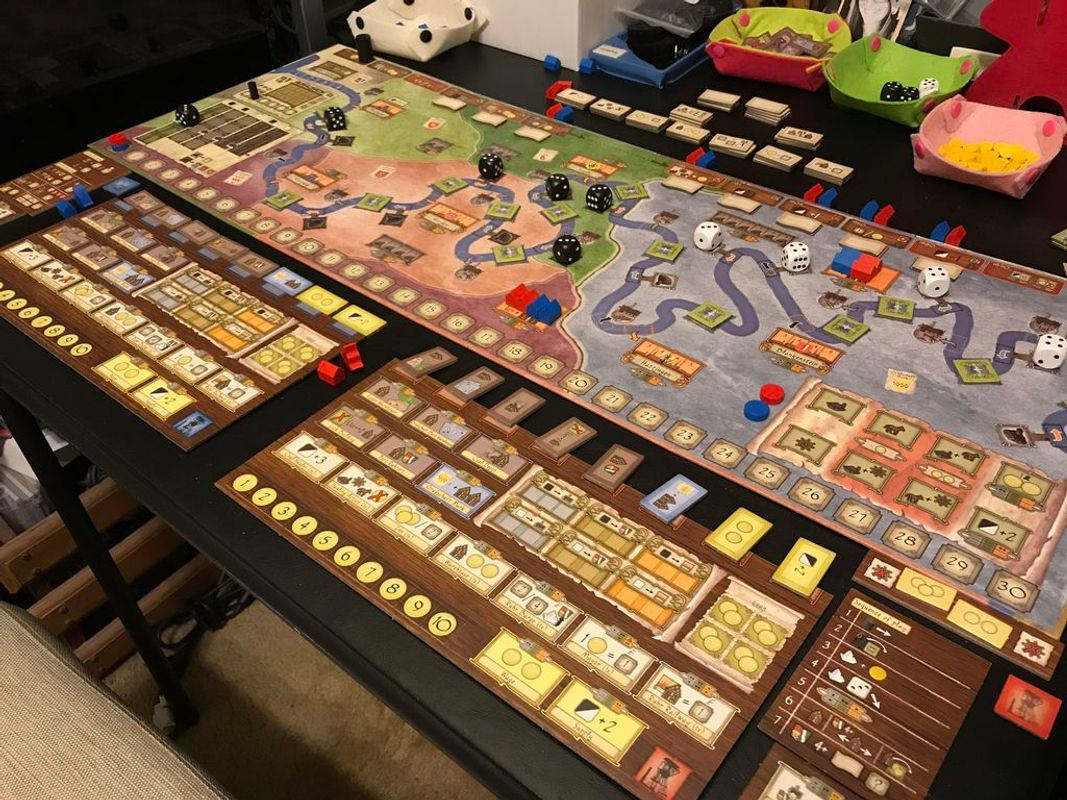 The Ruhr: A Story of Coal Trade gameplay