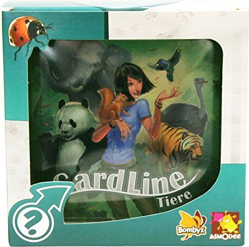Cardline%3A+Tiere