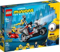 LEGO® Minions Unstoppable Bike Chase