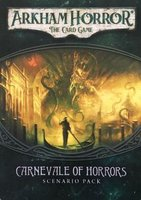 Arkham Horror: The Card Game - Carnevale of Horrors: Scenario Pack