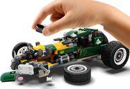 Supernatural Race Car components