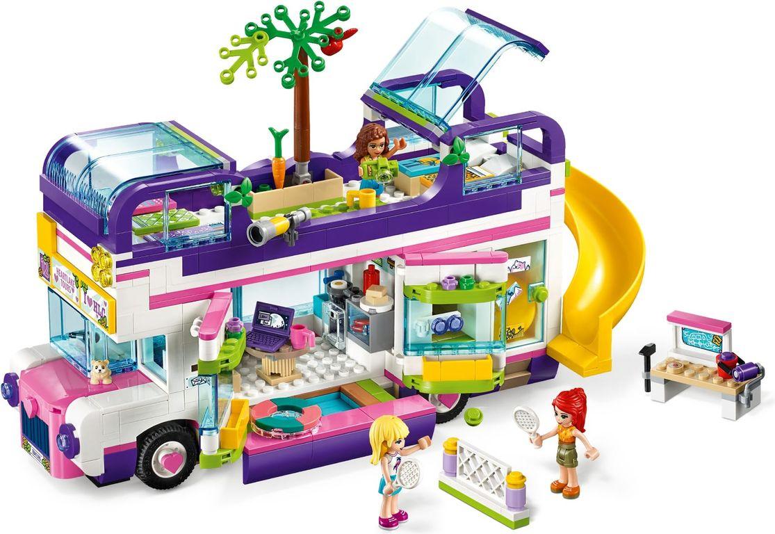 Friendship Bus gameplay