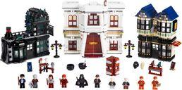 LEGO® Harry Potter™ Diagon Alley components