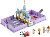 Anna and Elsa's Storybook Adventures components