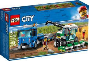 LEGO® City Harvester Transport