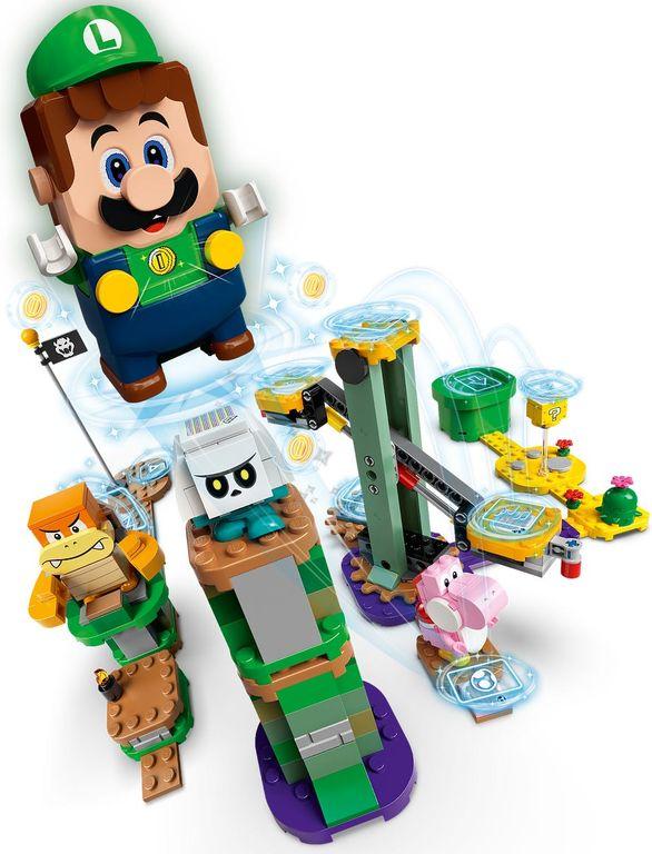 LEGO® Super Mario™ Adventures with Luigi Starter Course gameplay