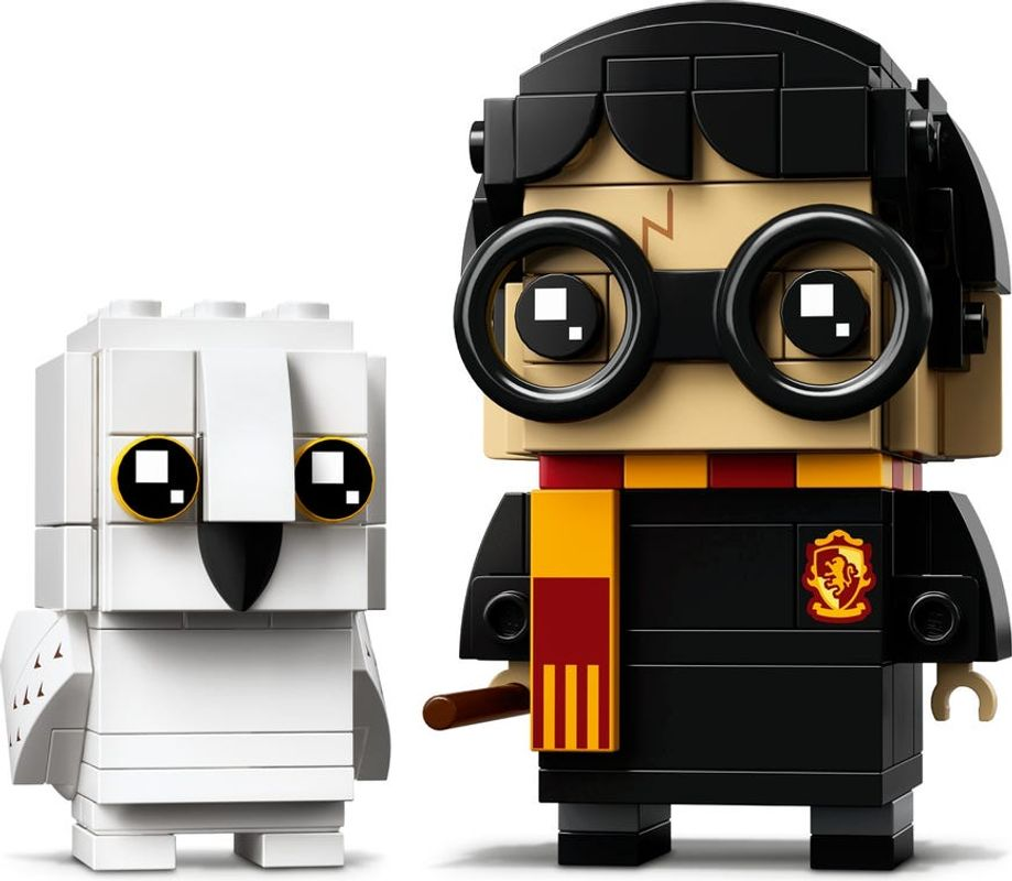 Harry Potter™ & Hedwig™ characters