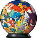 Puzzle-Ball Pokémon components