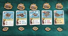 Imperial Settlers: Empires of the North – Barbarian Hordes cards