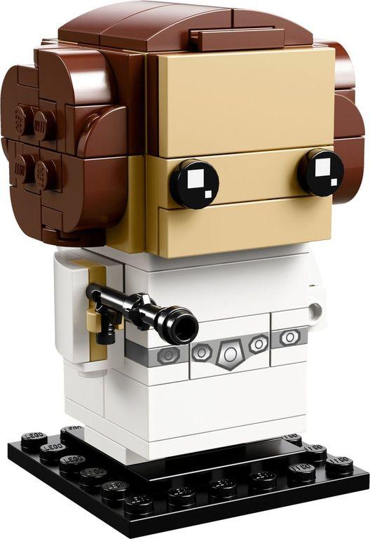 LEGO® BrickHeadz™ Princess Leia Organa™ components