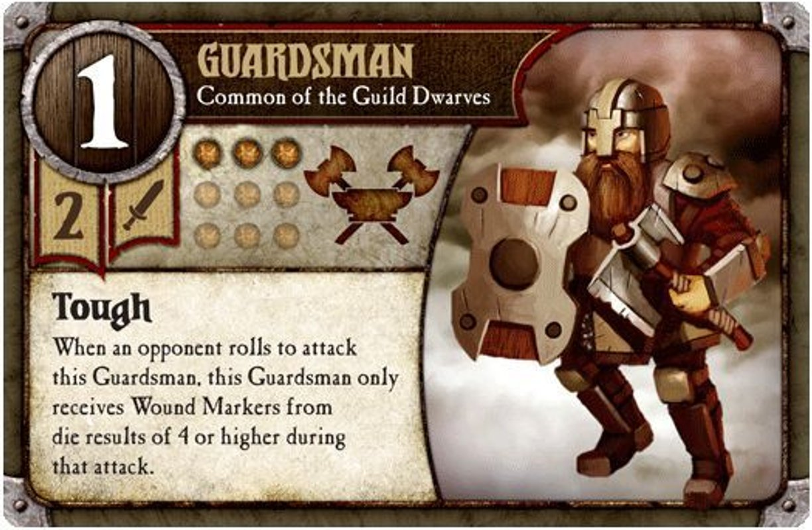 Summoner Wars cards