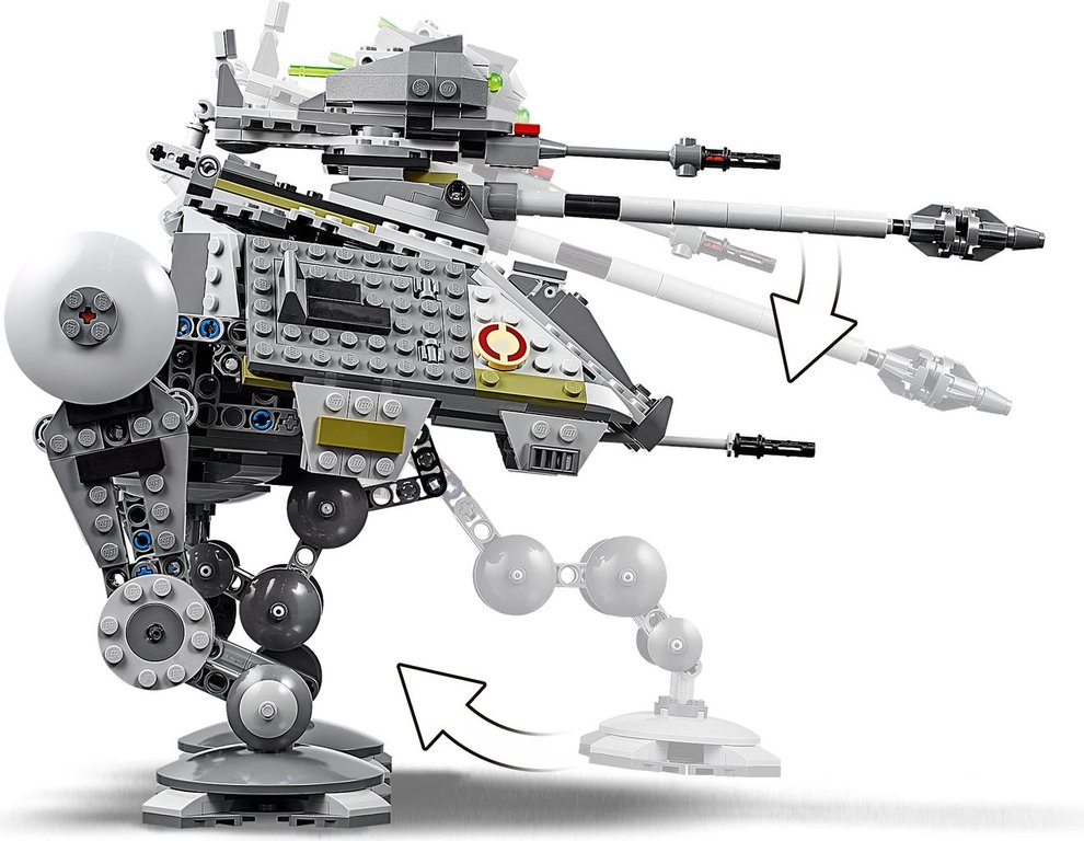 LEGO® Star Wars AT-AP™ Walker components