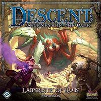 Descent: Viaje a las Tinieblas (Segunda Edición) - Laberinto de Perdición