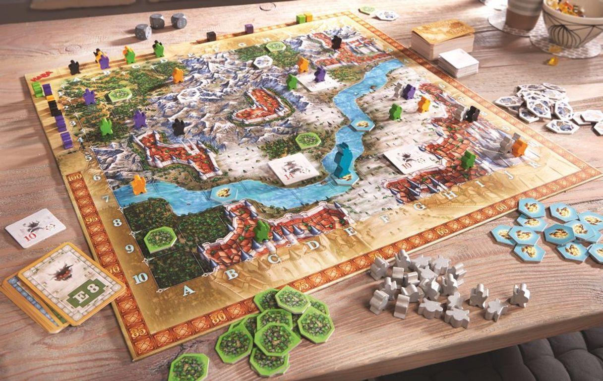 Adventure Land gameplay