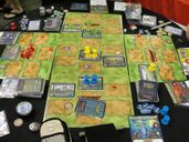 Conquest of Planet Earth: The Space Alien Game components