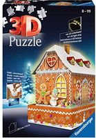 Ginger Bread House 3D