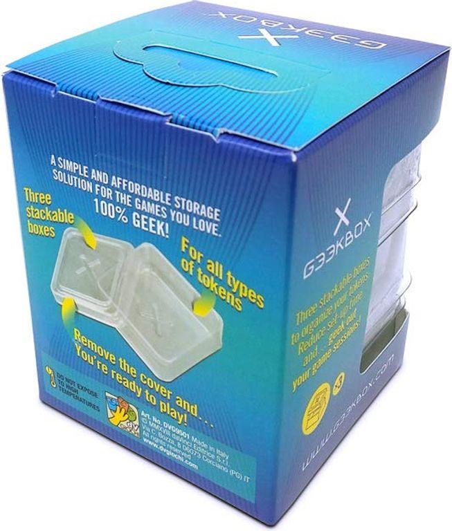 Geekbox back of the box